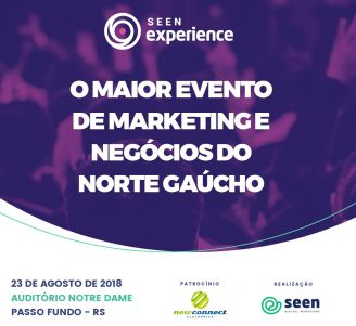 Newconnect no SEEN EXPERIENCE 2018